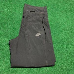 Mens Black Nike Sweatpants Size Large
